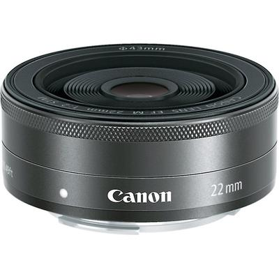 "Canon EF-M 22mm f/2 STM -for EOS ""M"" Cameras on Sale"