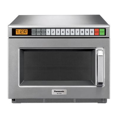 Panasonic NE-12521 1200w Commercial Microwave with Touch Pad, 120v on Sale