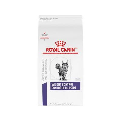 Royal Canin Veterinary Diet Weight Control Formula Dry Cat Food, 3.3-lb bag