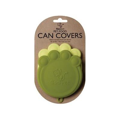 ORE Pet Can Cover, Green, 2-pack...