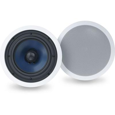 "Polk Audio RC80i Pair 8"" 2-Way In-Ceiling Speakers"