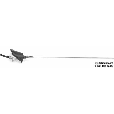 Jeep/AMC Antenna Stainless steel, fixed