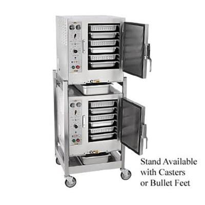 Accutemp S62401D060DBL (12) Pan Covection Steamer - Stand, Holding Capability, 240v/1ph on Sale