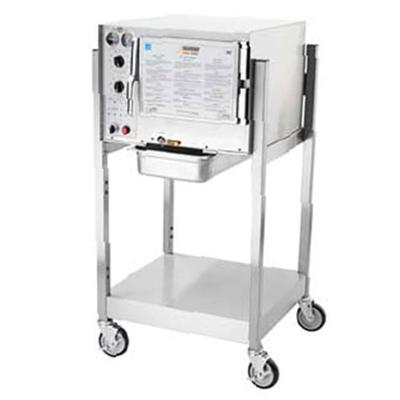 Accutemp S34803D110SGL (3) Pan Convection Steamer - Stand, Holding Capabilty, 480v/3ph on Sale