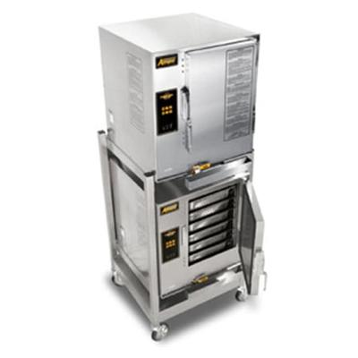 Accutemp E62083E150DBL (12) Pan Covection Steamer - Stand, Holding Capability, 208v/3ph on Sale