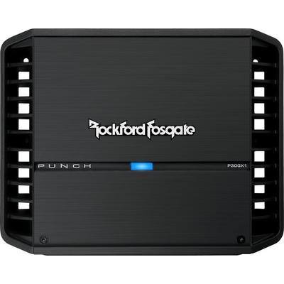 Rockford Punch P300X1 300W x 1 Car Amplifier