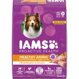 Iams ProActive Health Mature Adult Dry Dog Food, 15-lb bag