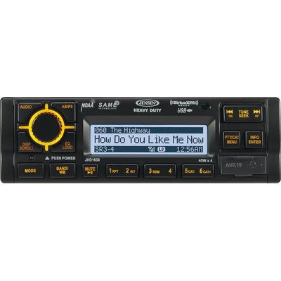Jensen Heavy Duty JHD1630B AM/FM Receiver