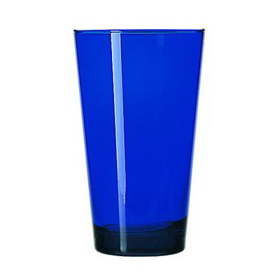 Libbey 171B 17.25 oz Flared Cobalt Cooler Glass on Sale