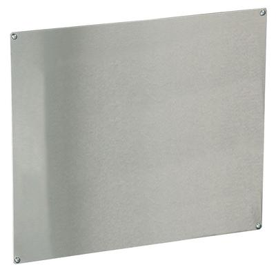 American Dryer AP Universal Adapter Plate - Stainless