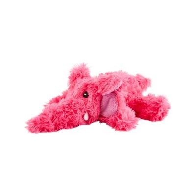KONG Cozie Elmer the Elephant Dog Toy, Small
