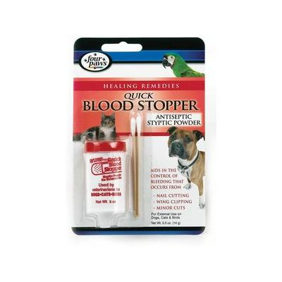 Four Paws Quick Blood Stopper Powder, 0.5-oz bottle
