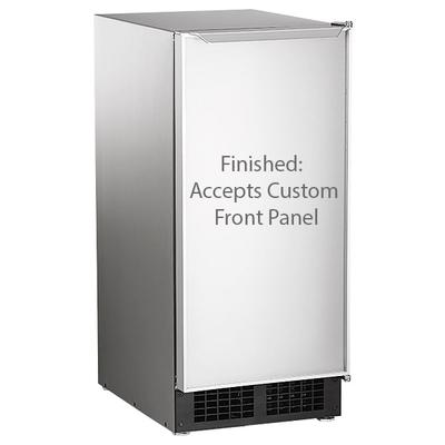 Scotsman DCE33A-1SSD Undercounter Ice Maker - Top Hat, 30 lb, Gravity Drain