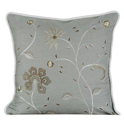 Gracious Livinggracious Living Viola Throw Pillow Down Feather Cotton Blend In White Size 20x20 Wayfair Viowhi2020 Dailymail