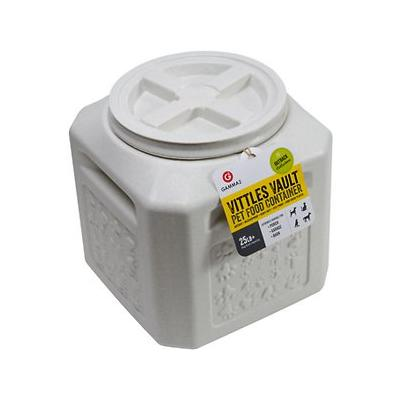 Gamma2 Vittles Vault Plus Pet Food Storage, 25-lb