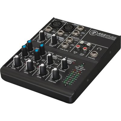 Mackie 402VLZ4 4-ChUltra Compact Mixer