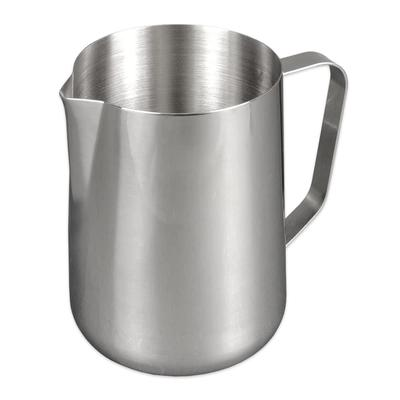 Update EP-66 66 oz Espresso Milk Pitcher - Stainless on Sale
