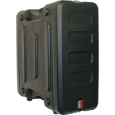 "Gator Pro-Series Molded Mil-Grade PE Rack Case; 4U, 19"" Deep"