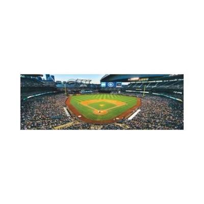 MasterPieces Seattle Mariners - 1000pc Panoramic Jigsaw Puzzle