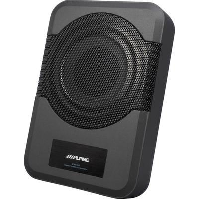 """Alpine PWE-S8 8"""" Compact Powered Subwoofer"""