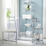Belmont 3-Tier Etagere - Brushed...