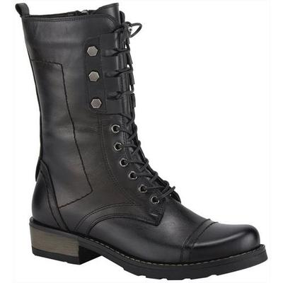 Spring Step Womens Wecan Combat Boots