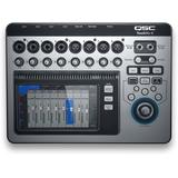 QSC Digital Mixer 8 Channel Touch-screen Digital Mixer