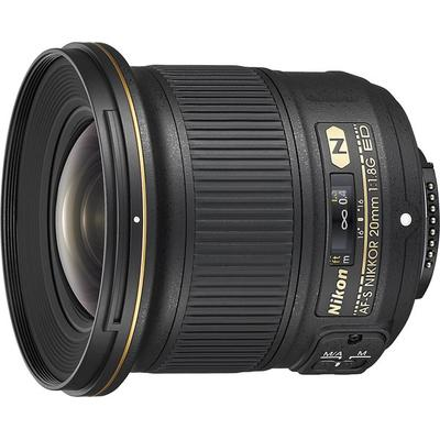 Nikon AF-S NIKKOR 20mm f/1.8G ED on Sale