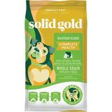 Solid Gold Holistique Blendz with Oatmeal, Pearled Barley & Ocean Fish Meal Sensitive Stomach Dry Dog Food, 4-lb bag