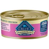 Blue Buffalo Homestyle Recipe Small Breed Chicken Dinner Canned Dog Food, 5.5-oz, case of 24