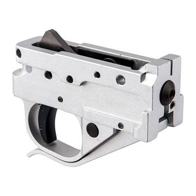 Timney 10/22 Drop-In Trigger Assembly - 10/22 Silver Ruger Trigger Guard