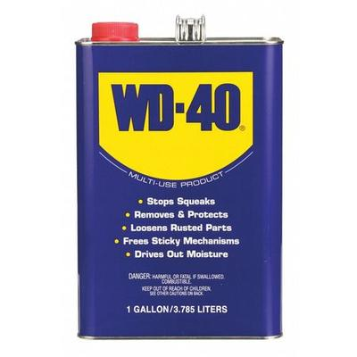 Lubricant, Lubricant, Lubricant NSF Rating Not Rated, Lubricant Film Wet, Lubricant Additives No Additives, Min. Operating Temp. -60 Degrees F, Max. Operating Temp. 300 Degrees F, Flammable Liquid, Lubricant Container Can, Container Size 1 gal.,...