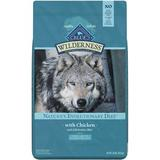 Blue Buffalo Wilderness Healthy Weight Chicken Adult Large Breed Grain-Free Dry Dog Food, 24-lb