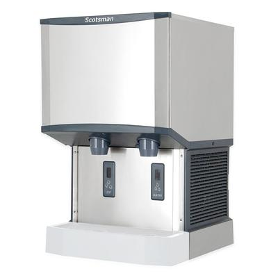 Scotsman HID525AW-1 500 lb Wall-Mount Nugget Ice & Water Dispenser - 25 lb Storage, Cup Fill, 115v