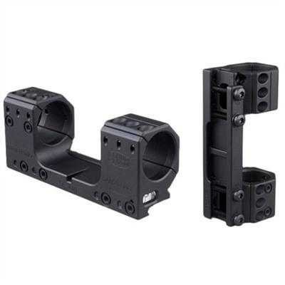 Spuhr Isms Picatinny Mounts - 34mm Isms Mount 121 Mounting Length 0 Moa