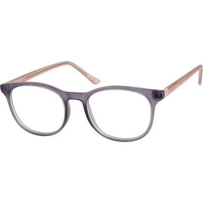 Zenni Womens Round Prescription ...