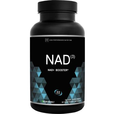 High Performance Nutrition NAD3 - NAD+ Booster -60 Capsules