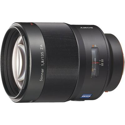 compatible with full-frame and APS-C Sony A-mount cameras,compatible with Sony full-frame and APS-C E-mount cameras with optional mount adapters,large f/1.8 maximum aperture for better low-light photography and depth-of-field control