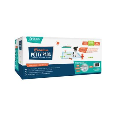 Frisco Extra Large Training & Potty Pads, 28-in x 34-in, 40 count