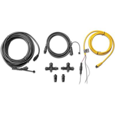 Garmin NMEA 2000 Starter Kit Drop, Backbone and Power Cables