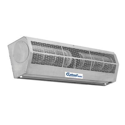 Curtron AP-2-24-1-SS 24 Unheated Air Curtain - (2) Speed, Stainless, 120v on Sale