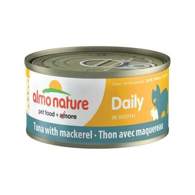 Almo Nature Daily Tuna with Mack...