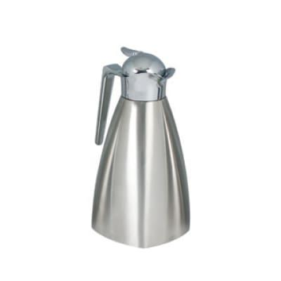 Spring USA 18601-5 52 oz Vacuum Insulated Beverage Server - Stainless Steel Liner, Brushed Stainless on Sale