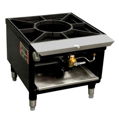 Town SR-18-SS-N 1 Burner Stock Pot Range, NG on Sale
