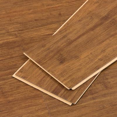 Luxury Vinyl Plank Flooring Sample in Java Brown by Cali Vinyl