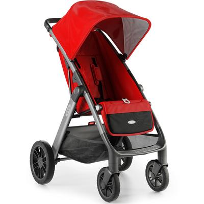 OXO Tot Cubby Plus Stroller - Red