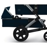 Joolz Geo 2 Earth Lower Carrycot + Seat - Parrot Blue