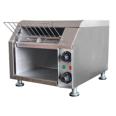 eQuipped T140 Conveyor Toaster - 300 Slices/hr w/ 10W Belt, 120v on Sale