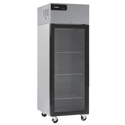 Delfield GBR1P-G 27.4 One Section Reach In Refrigerator, (1) Right Hinge Glass Door, 115v on Sale
