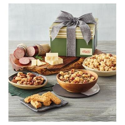 Gift Tower For Him - Gift Baskets & Fruit Baskets - Harry and David